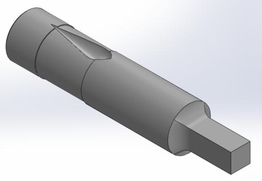 20312 ball lock serie leggera senza eiettore