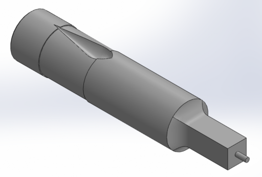 20332 ball lock serie leggera con eiettore