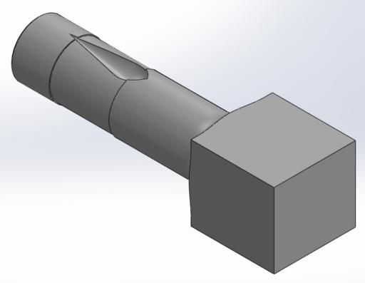 20342 ball lock serie leggera maggiorato senza eiettore