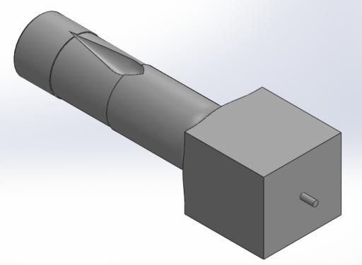 20352 ball lock serie leggera maggiorato con eiettore